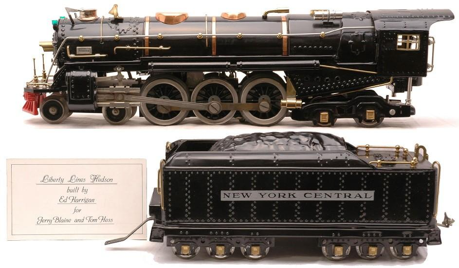 Classic Tinplate That Should Be Produced O Gauge