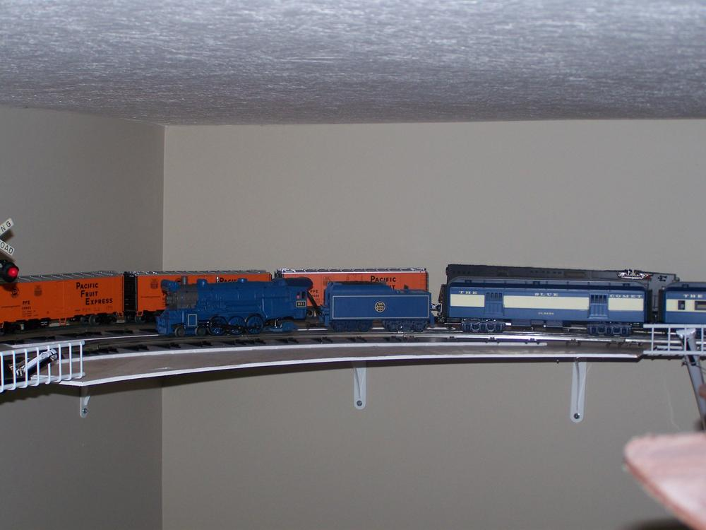 My Shelf Layout Plan O Gauge Railroading On Line Forum