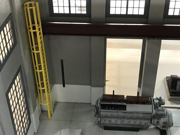 EH Access Ladder