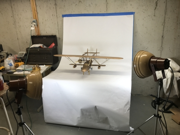 S-38 Photo Setup