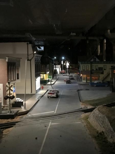Front Street Lighting