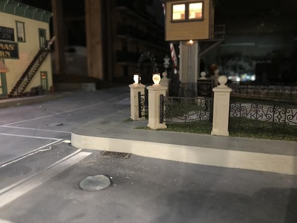 Heritage Park Lanterns Working 1