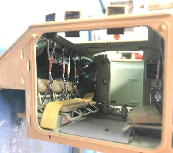 Bradley Seat Belts installed