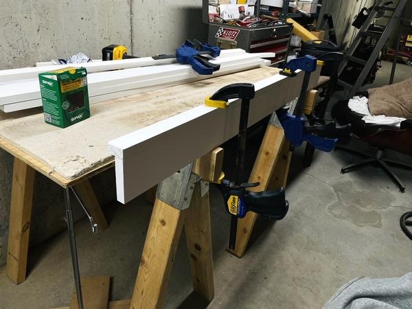 Table Mods L-Girder Construct