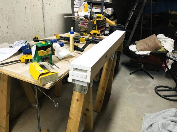 Table Mods L-Girder Complete