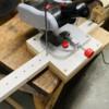 Mini-Chop Saw Elegant Position Lock