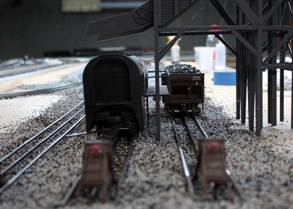 Coal Station Problem