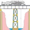Curved Bridge Elevation