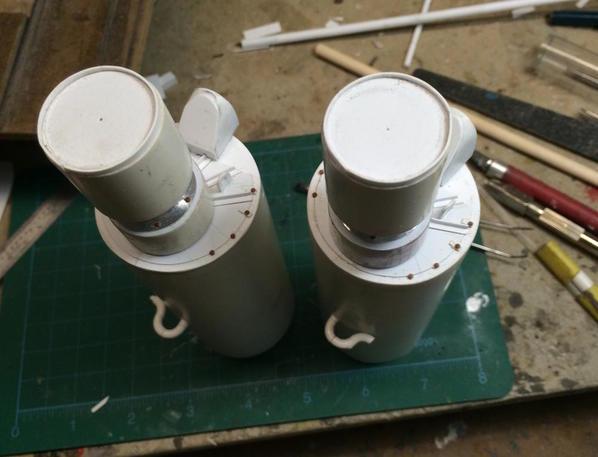 Boiler Front Details 2