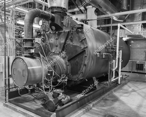 Horizontal Boiler installation