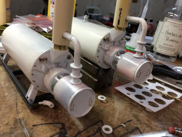 Recycle Line Flanges