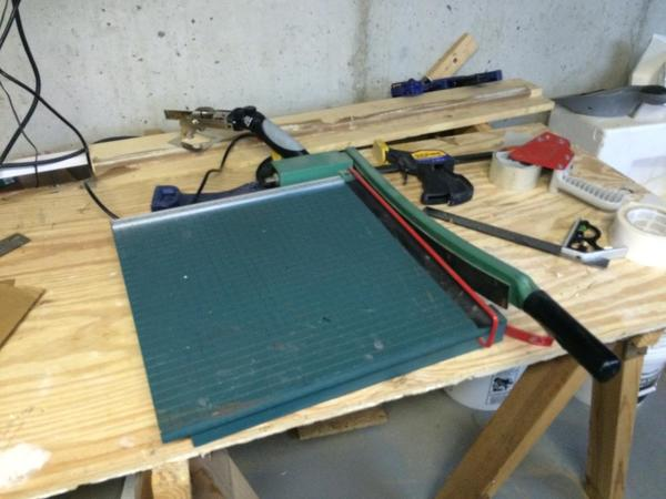 Paper Cutter for Strips