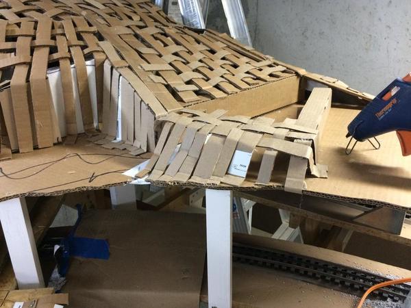 Cardboard Slope