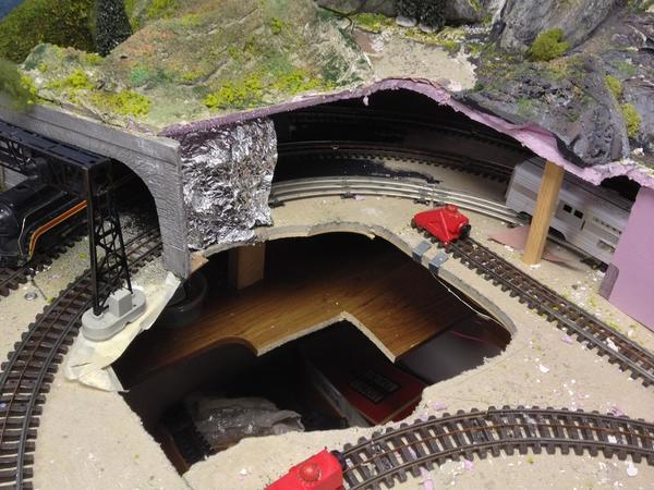 tunnel c