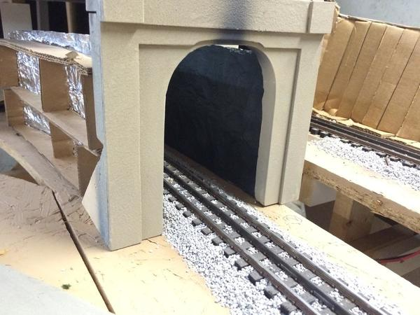 Tunnel Liner Complete 1