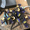 Cooling Tower Feet Gluing