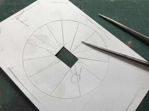 CT Cutting the Fan Opening