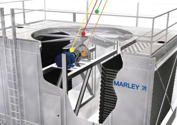 Marley Gear Drive