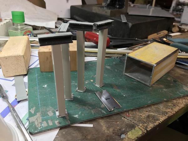 CT Load Deck Columns