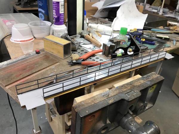 CT Load Rack Railing 1