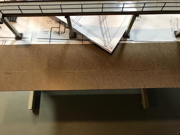 CT Load Rack Spacing Set 3