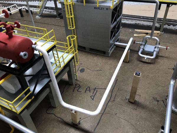 Refinery Cooling Water Outlet