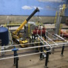 Refinery Crane pose