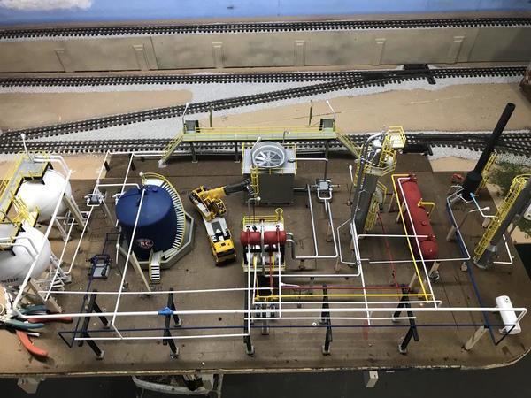 Refinery Status 10-4