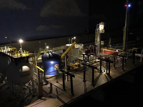Refinery Night 6
