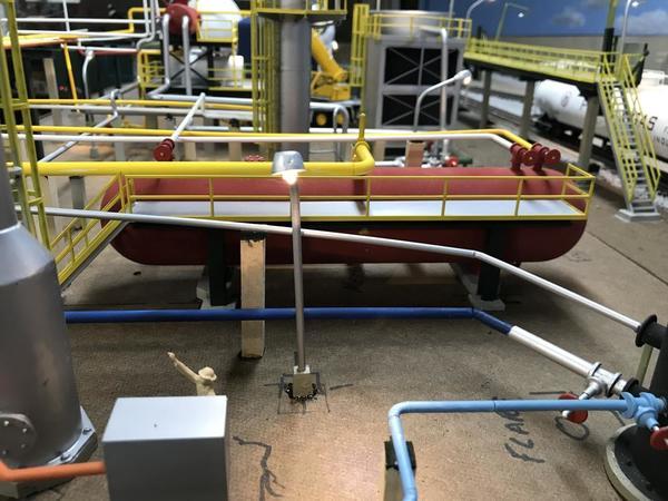 Refinery Demeth Platform Comp 1