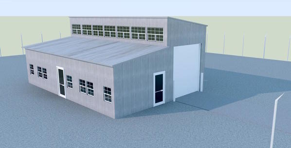 Ops Building