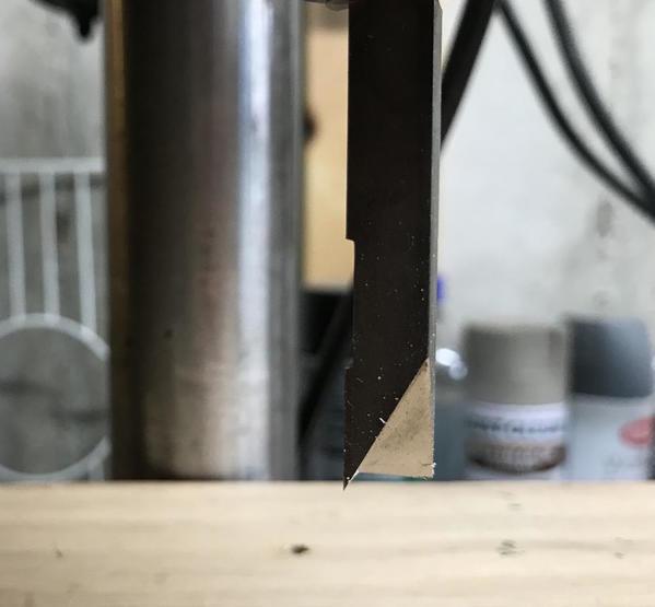 MicroMark Corner Cutter