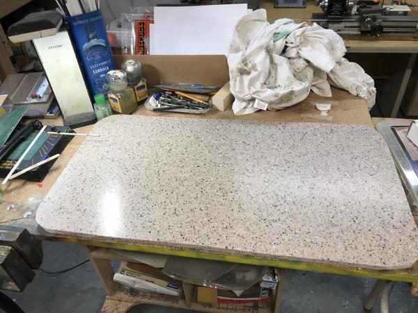 New Work Surface
