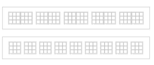 Refinery Ops Clerestory Windows