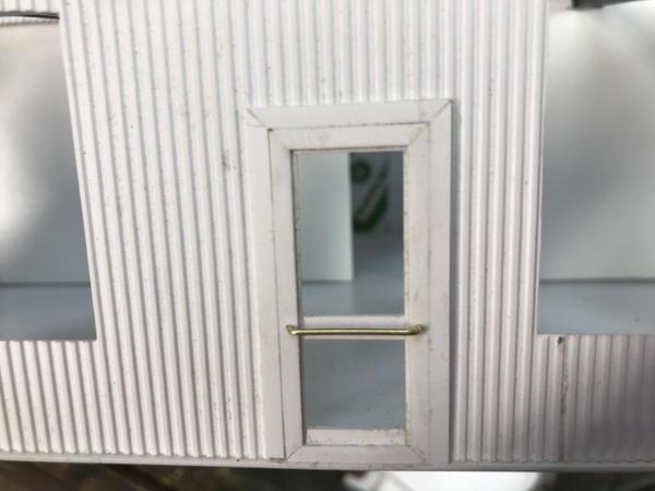 Refinery Ops Door Install