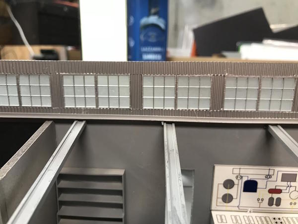 Refinery Ops Clerestory Frosting