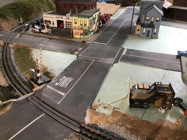 P&PRR Street Project Complete