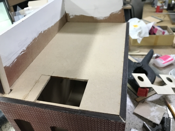 BB Sub Roof Fit