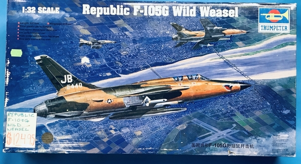 F-105G Box