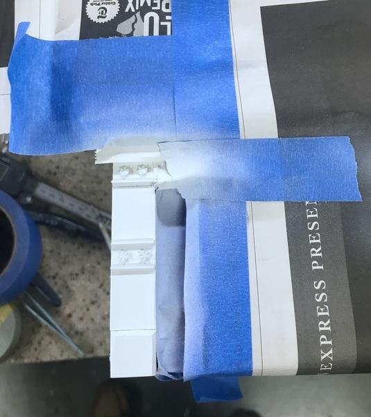 BB Left Side Trim Paint