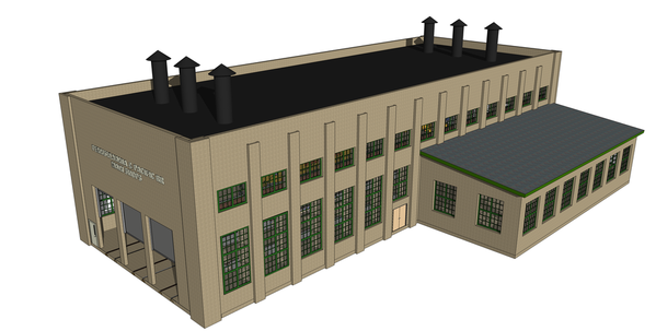Engine House Production Ver~