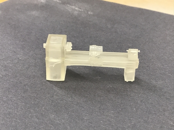 3D Printing 1st Good Print