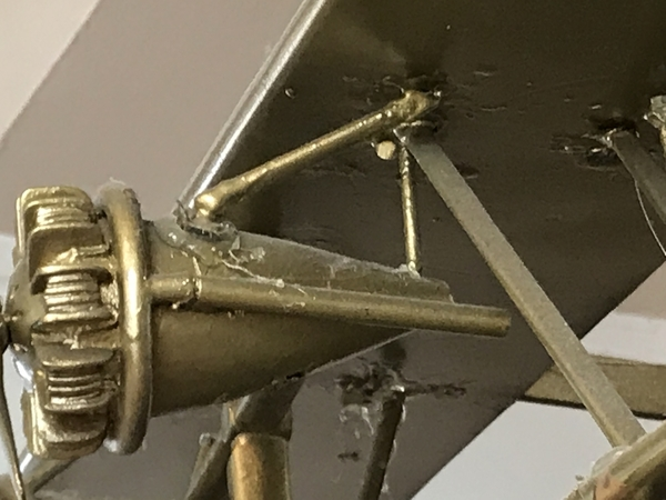 S-38 Nacelle damage