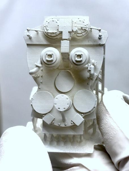 567 Gear End Test
