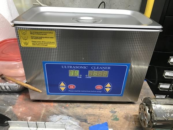 Ultrasonice Cleaner