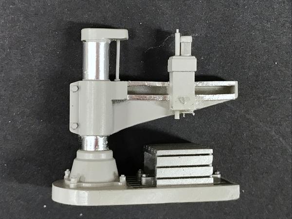 EH MS Radial Drill Aluminum