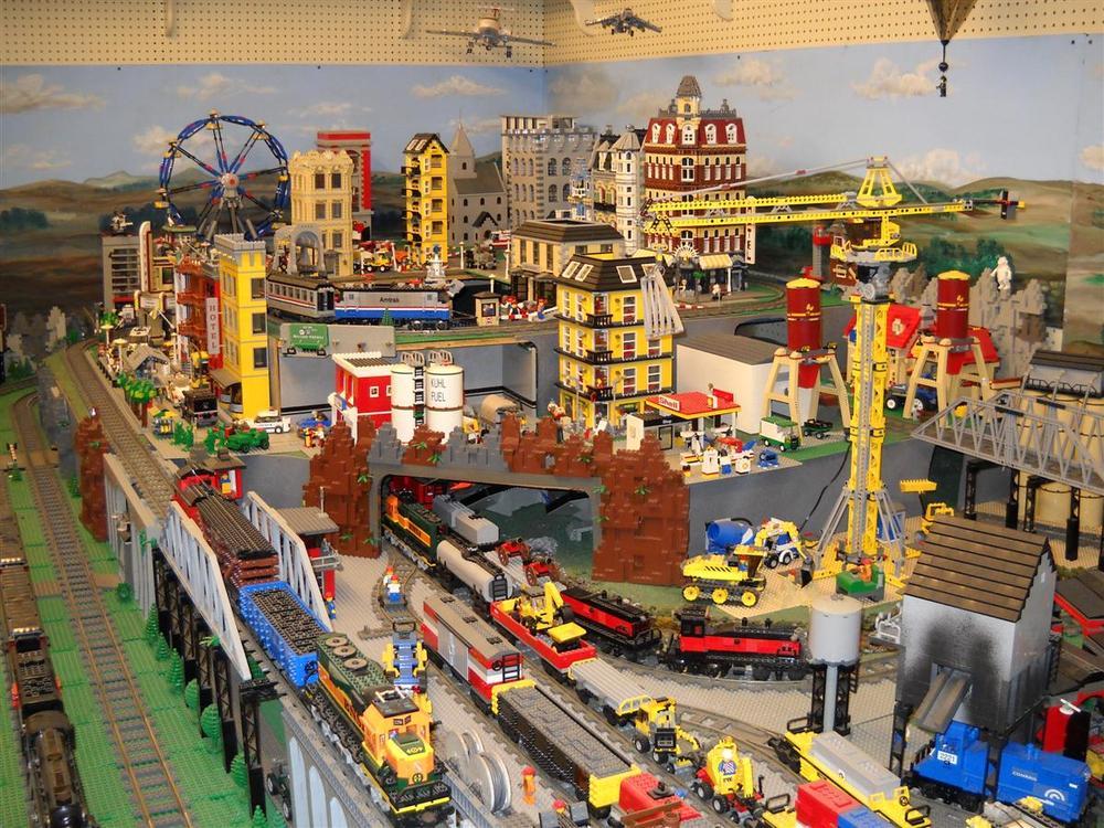 Lego Trains O Gauge Railroading On Line Forum