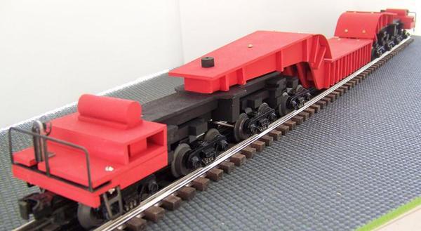 KRL 16450 SCALE MODEL 3