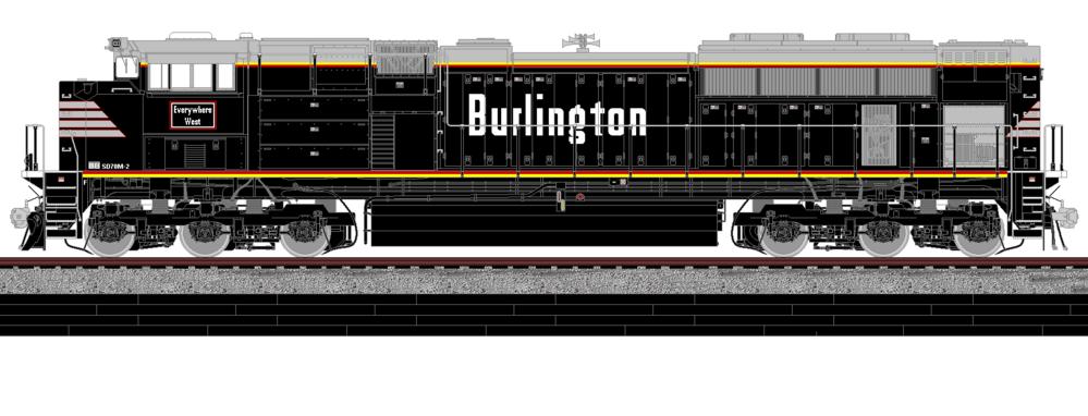 Bnsf Heritage Color Schemes O Gauge Railroading On Line