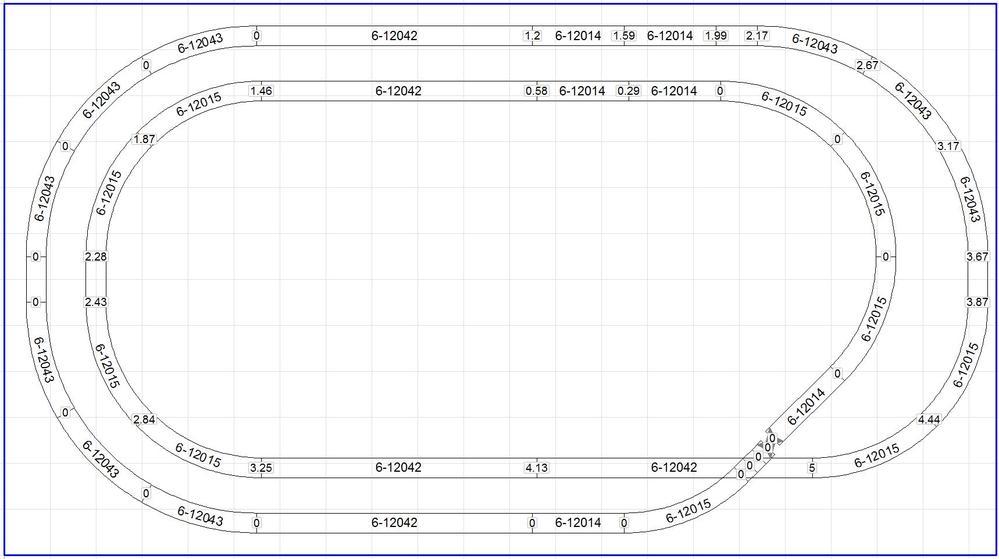 FasTrack Layout Design Sources O Gauge Railroading On